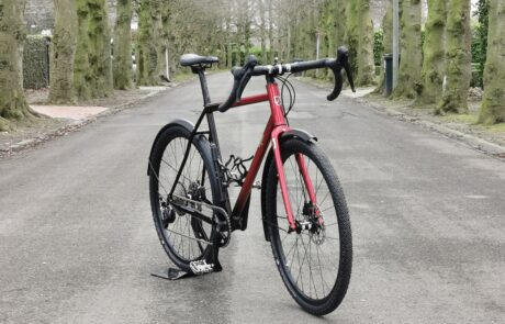 Alpas Cycles gravel bike
